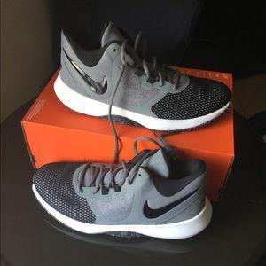 New Nike air precision 2 men basketball sneakers